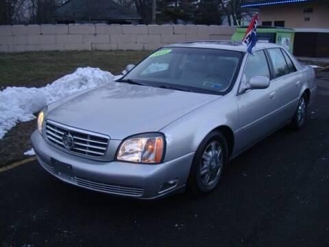 2005 Cadillac DeVille for sale at MOTORAMA INC in Detroit MI