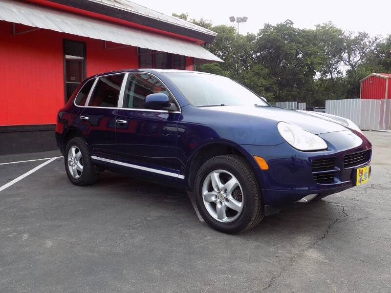 2006 Porsche Cayenne for sale at Kelley Autoplex in San Antonio TX