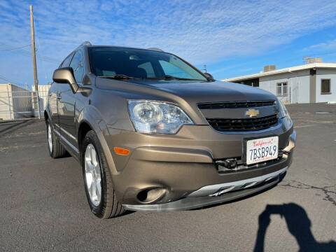 2014 Chevrolet Captiva Sport for sale at Approved Autos in Sacramento CA