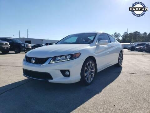 2015 Honda Accord for sale at Hardy Auto Resales in Dallas GA