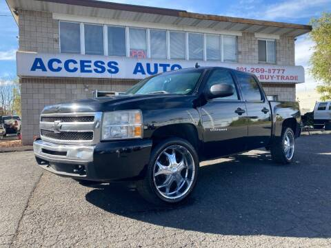 2009 Chevrolet Silverado 1500 for sale at Access Auto in Salt Lake City UT