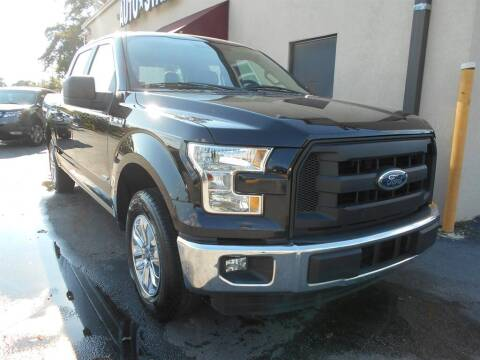2016 Ford F-150 for sale at AutoStar Norcross in Norcross GA