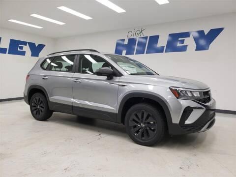 2022 Volkswagen Taos for sale at HILEY MAZDA VOLKSWAGEN of ARLINGTON in Arlington TX