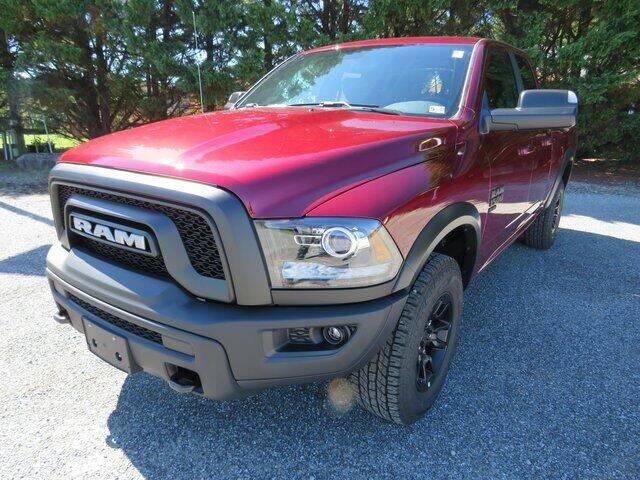 2021 RAM Ram Pickup 1500 Classic for sale in Rocky Mount, VA