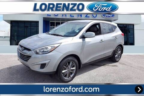 2015 Hyundai Tucson for sale at Lorenzo Ford in Homestead FL