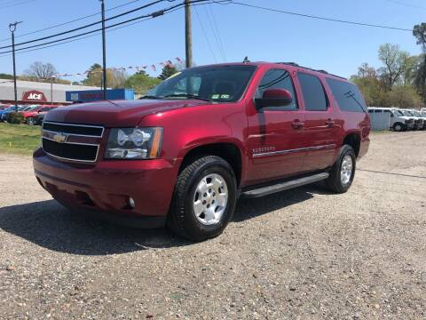 2010 Chevrolet Suburban for sale at Mega Autosports in Chesapeake VA