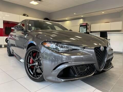 2021 Alfa Romeo Giulia Quadrifoglio for sale at Alfa Romeo & Fiat of Strongsville in Strongsville OH