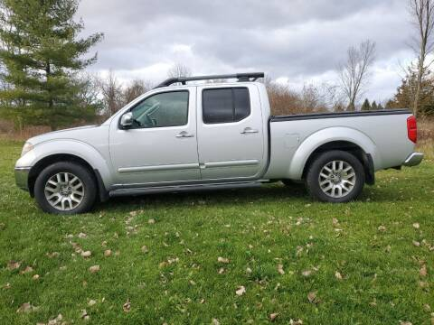 2010 Nissan Frontier for sale at Drive Motor Sales in Ionia MI