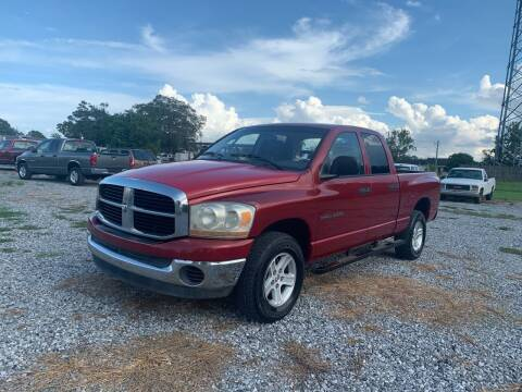 2006 Dodge Ram Pickup 1500 for sale at Bayou Motors Inc in Houma LA
