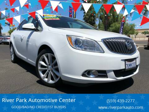 2015 Buick Verano for sale at River Park Automotive Center in Fresno CA
