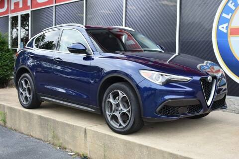 2018 Alfa Romeo Stelvio for sale at Alfa Romeo & Fiat of Strongsville in Strongsville OH