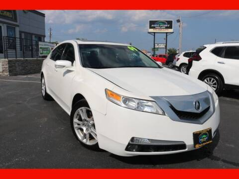 2009 Acura TL for sale at AUTO POINT USED CARS in Rosedale MD