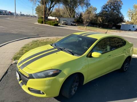 2013 Dodge Dart for sale at Auto Image Auto Sales in Pocatello ID