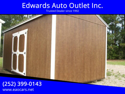 2021 xx Old Hickory Buildings 10X20 Utility Shed for sale at Edwards Auto Outlet Inc. in Wilson NC