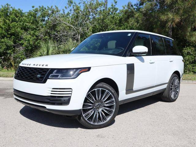 2021 Land Rover Range Rover Westminster Edition MHEV