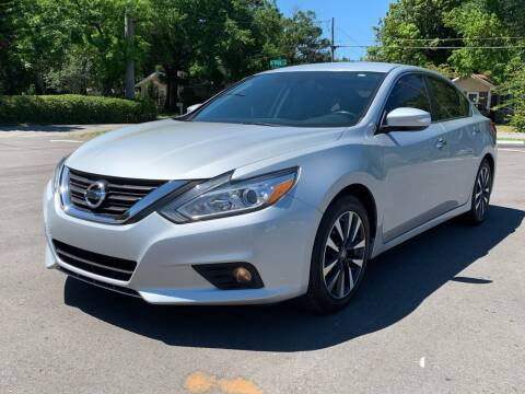 2016 Nissan Altima for sale at LUXURY AUTO MALL in Tampa FL