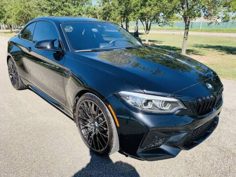 2020 BMW M2 for sale at Prestige Motor Cars in Houston TX