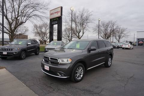 2018 Dodge Durango for sale at Ideal Wheels in Sioux City IA