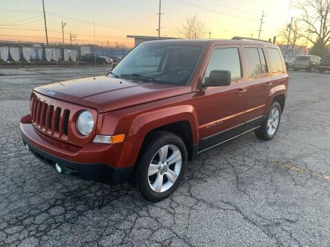 2012 Jeep Patriot for sale at Eddie's Auto Sales in Jeffersonville IN