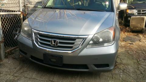 2008 Honda Odyssey for sale at B & Z Auto Sales LLC in Delran NJ