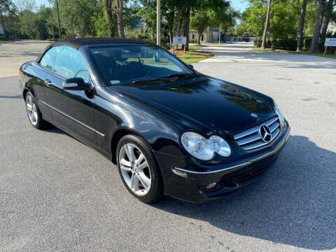2006 Mercedes-Benz CLK for sale at Global Auto Exchange in Longwood FL