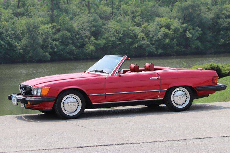 1975 Mercedes-Benz 450 SL for sale in Alsip, IL