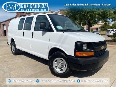 2015 Chevrolet Express Cargo for sale at International Motor Productions in Carrollton TX