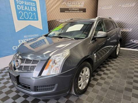 2011 Cadillac SRX for sale at X Drive Auto Sales Inc. in Dearborn Heights MI