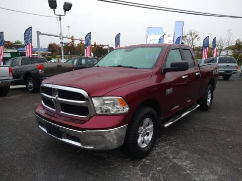 2017 RAM Ram Pickup 1500 for sale at P J McCafferty Inc in Langhorne PA