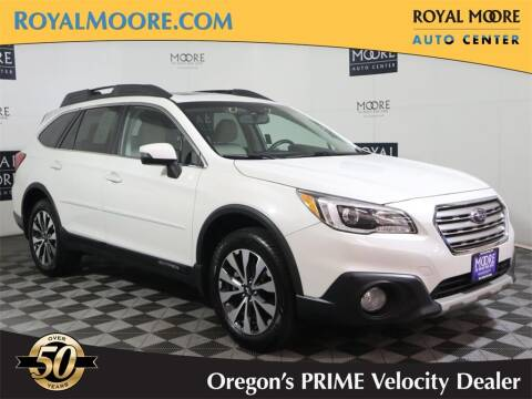 2015 Subaru Outback for sale at Royal Moore Custom Finance in Hillsboro OR