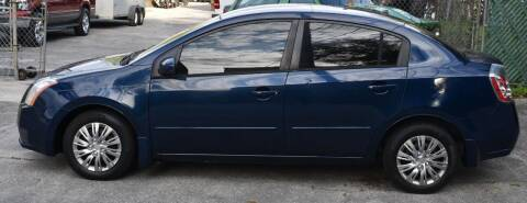 2007 Nissan Sentra for sale at GARAGE ZERO in Jacksonville FL