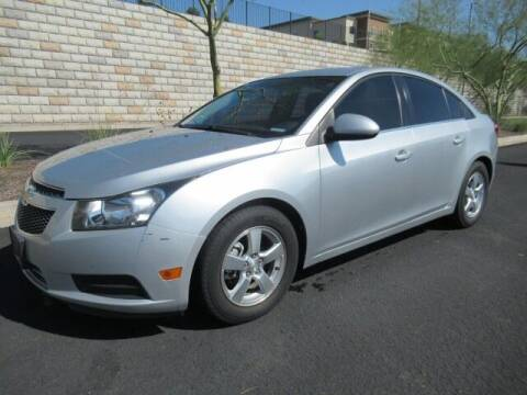 2014 Chevrolet Cruze for sale at Curry's Cars Powered by Autohouse - Auto House Tempe in Tempe AZ