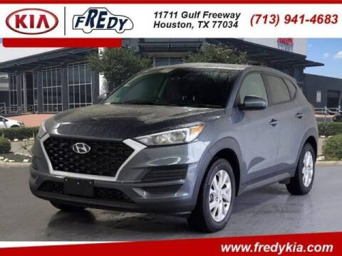 2019 Hyundai Tucson for sale at FREDYS CARS FOR LESS in Houston TX