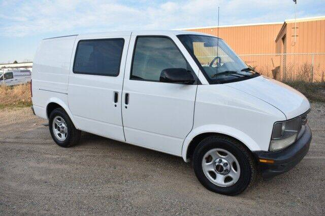 2003 GMC Safari Cargo for sale at Paris Motors Inc in Grand Rapids MI