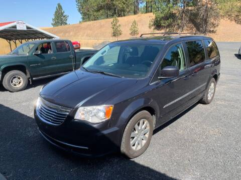 2014 Chrysler Town and Country for sale at CARLSON'S USED CARS in Troy ID