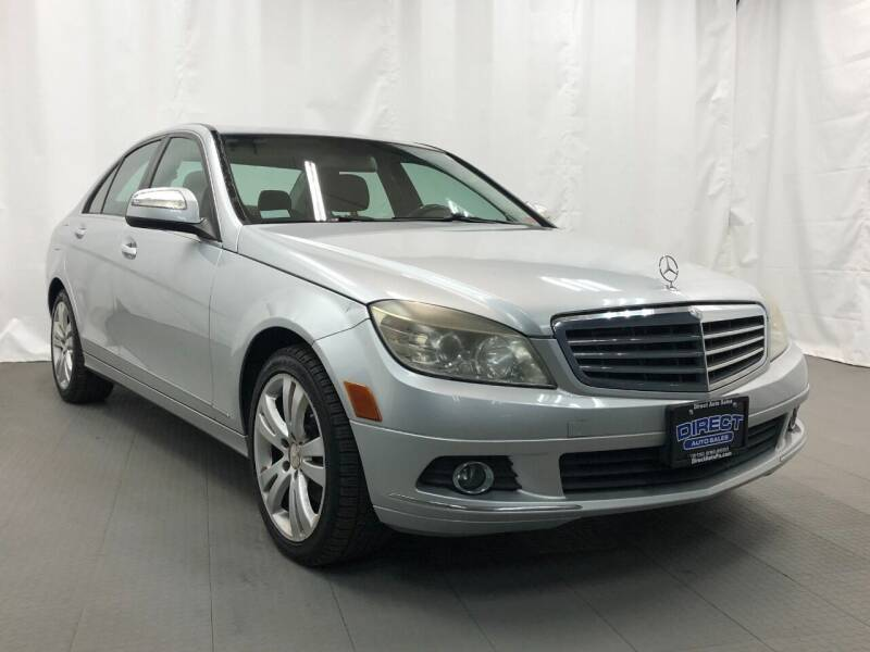 2008 Mercedes-Benz C-Class for sale at Direct Auto Sales in Philadelphia PA