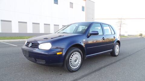 2002 Volkswagen Golf for sale at PA Auto World in Levittown PA