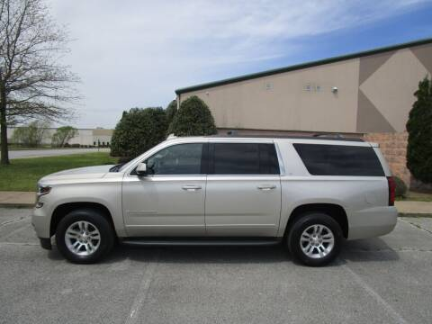 2015 Chevrolet Suburban for sale at JON DELLINGER AUTOMOTIVE in Springdale AR