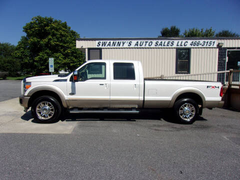 2011 Ford F-250 Super Duty for sale at Swanny's Auto Sales in Newton NC