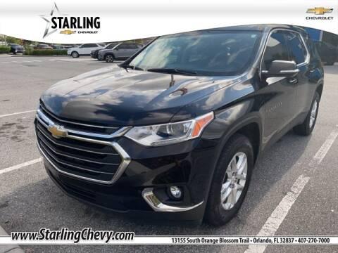2019 Chevrolet Traverse for sale at Pedro @ Starling Chevrolet in Orlando FL