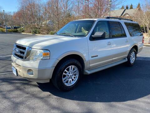 2008 Ford Expedition EL for sale at Car World Inc in Arlington VA