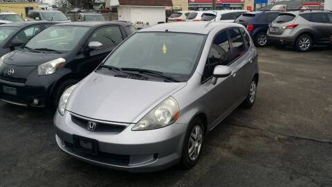 2008 Honda Fit for sale at Nonstop Motors in Indianapolis IN
