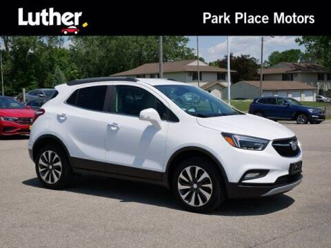 2017 Buick Encore for sale at Park Place Motor Cars in Rochester MN