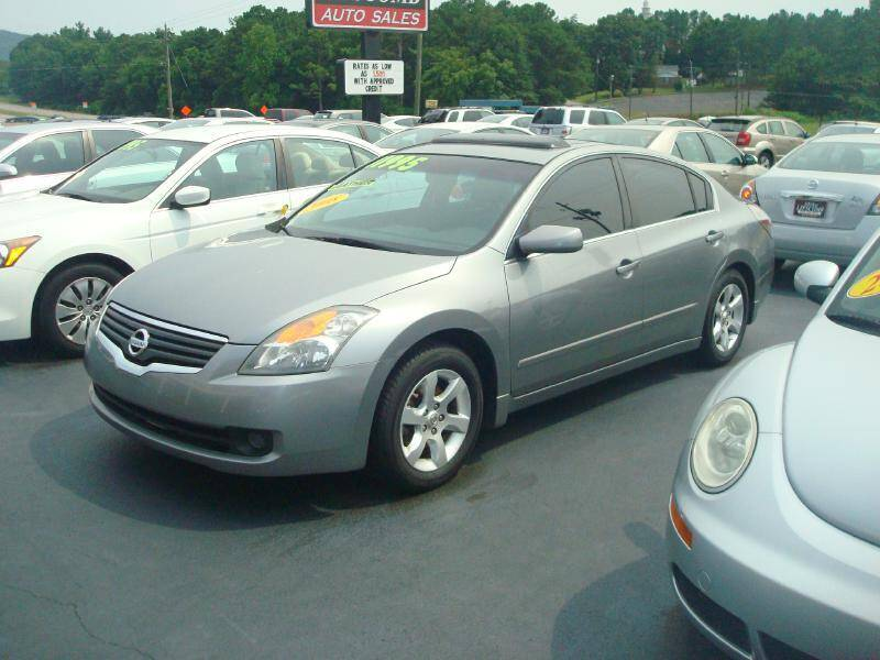 2008 Nissan Altima for sale at Mike Lipscomb Auto Sales in Anniston AL