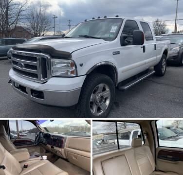 2005 Ford F-250 Super Duty for sale at GORDON'S ELITE 2 in Aberdeen MD