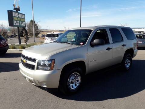 2013 Chevrolet Tahoe for sale at More-Skinny Used Cars in Pueblo CO