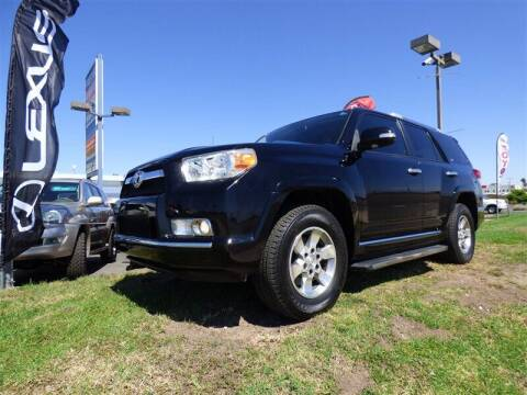 2010 Toyota 4Runner for sale at National Motors in San Diego CA