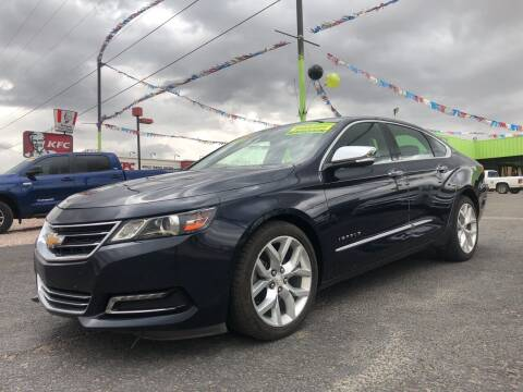2016 Chevrolet Impala for sale at 1st Quality Motors LLC in Gallup NM
