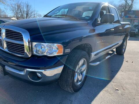 2003 Dodge Ram Pickup 1500 for sale at STL Automotive Group in O'Fallon MO