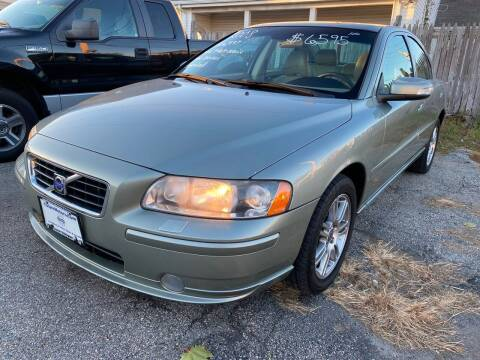 2008 Volvo S60 for sale at Volare Motors in Cranston RI